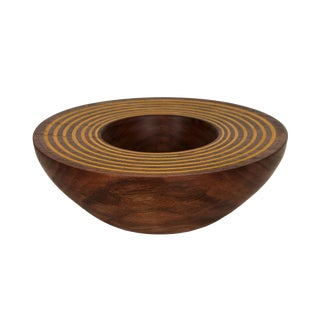 Core Series Black Walnut Bowl by Claudio Sebastian Stalling