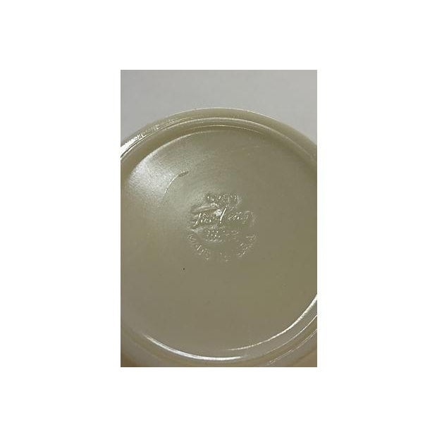 Fire-King Ivory Batter Bowl - Image 3 of 3