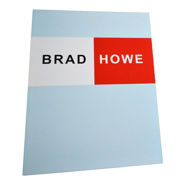 Brad Howe Galerie Uli Lang 2011 Artist Catalog Coffee Table Book New For Sale