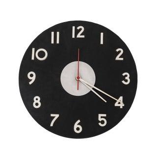 George Nelson Clock for Howard Miller For Sale