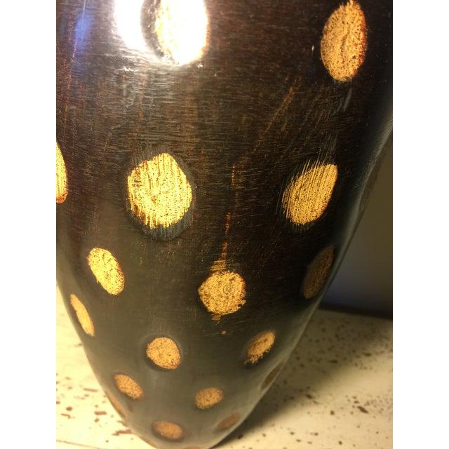 Vintage Modern Ceramic Pottery Jar / Vessel For Sale In Los Angeles - Image 6 of 7