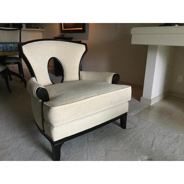Barbara Barry Grace Lounge Chairs For Henredon Chairish