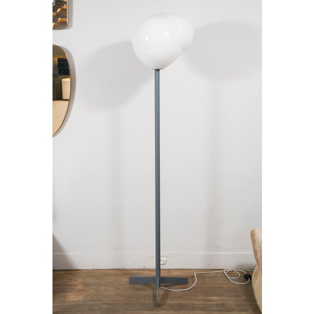"""Nubes"" Floor Lamp, Galerie Blanchetti Edition 2018 For Sale - Image 10 of 10"