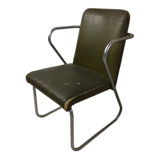 Gilbert Rohde for Troy Sunshade Child's Chair For Sale