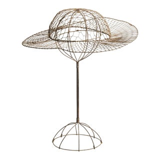 Wire Hat Stand For Sale
