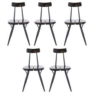 Ilmari Taplovaara Pirkka Table and Chairs For Sale