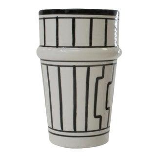 Tapis Design Black & White Beldi Tumbler