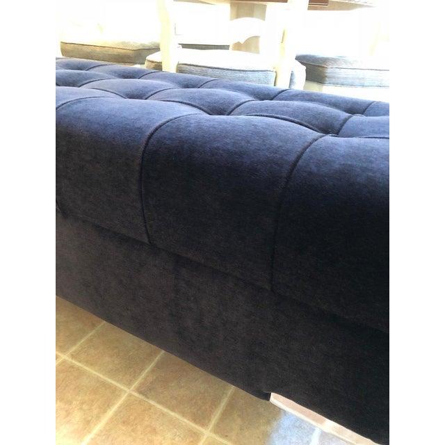 Tremendous Mid Century Modern Integrated Leg Mondrian Bench Chairish Spiritservingveterans Wood Chair Design Ideas Spiritservingveteransorg