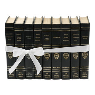 Harvard Classics Book Bundle For Sale