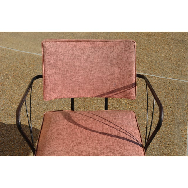 Vintage Mid-Century Modern Viko Baumritter Lounge Chair For Sale - Image 12 of 13