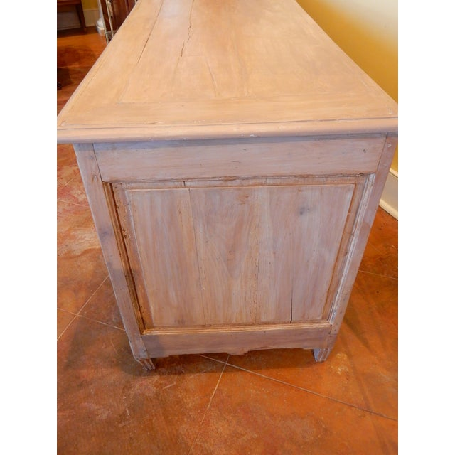 Walnut Early 19th Century Directoire' French Enfilade For Sale - Image 7 of 12