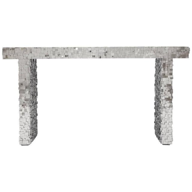 2010s Pyrite Console by Kam Tin, 2017 For Sale - Image 5 of 5