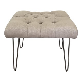 Custom Tufted Bench For Sale