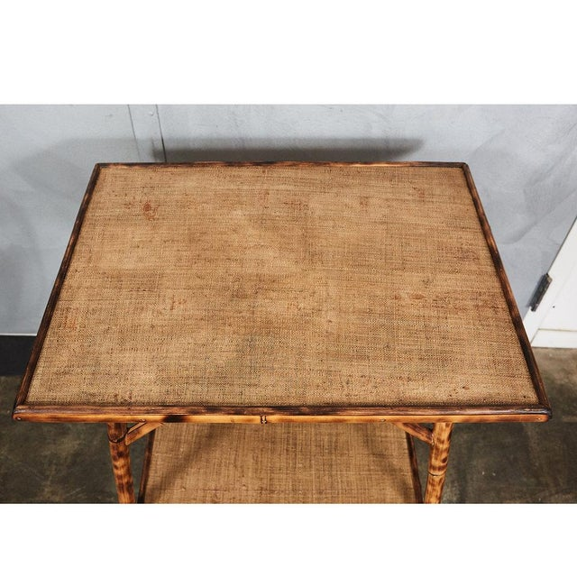 We have used Victorian Bamboo Furniture as inspiration for our Tiger Bamboo side table. This table is stylish, sturdy, and...