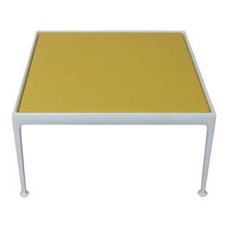 Richard Schultz for Knoll Yellow Top 1966 Series Coffee Table