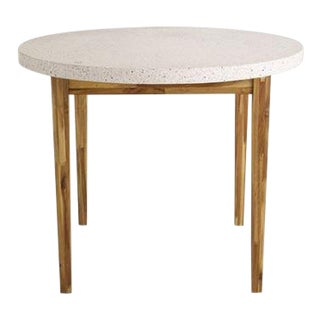 Kenneth Ludwig Terrazzo Bistro Table For Sale