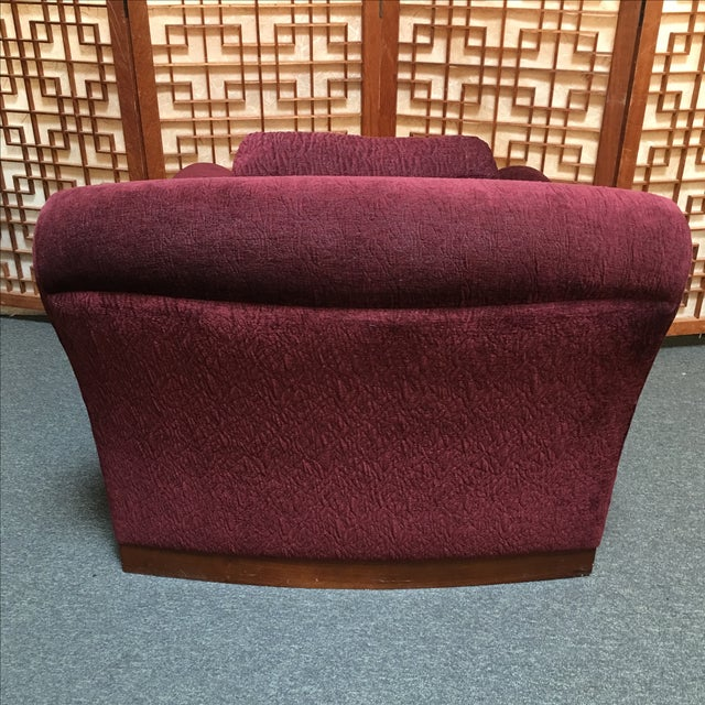 Pair of Custom Donghia Upholstered Armchair - Image 7 of 7