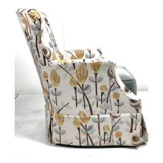 Modern Swivel Glider Lounge Chair Preview