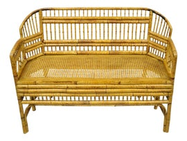 Image of Bamboo Sofas