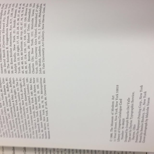"""1969 """"What Is Modern Sculpture?"""" Museum of Modern Art Book For Sale - Image 5 of 11"""