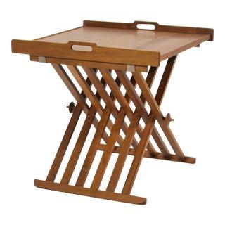 Stewart McDougall & Kipp Stewart Folding Tray Table by Directional