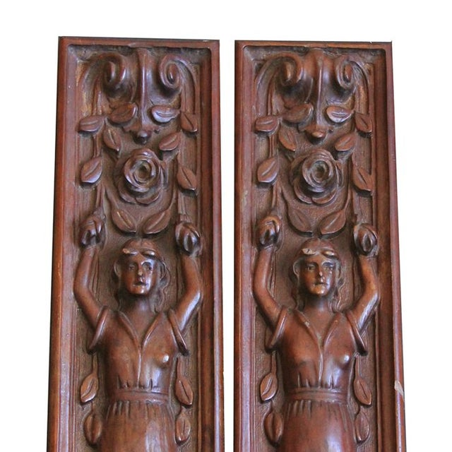19th Century Architectural Wall Panels - Image 2 of 4