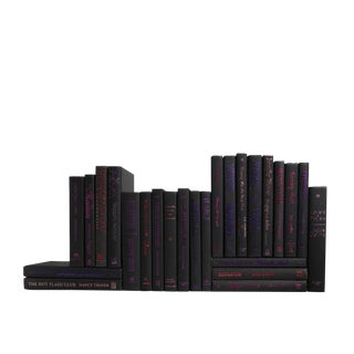 Modern Blackberry : Set of Twenty Five Decorative Books