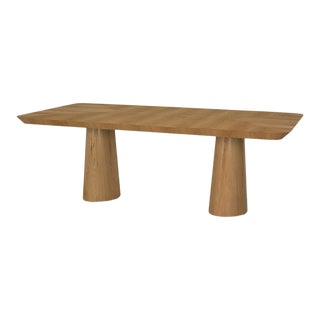 Ingrid Dining Table, Natural For Sale