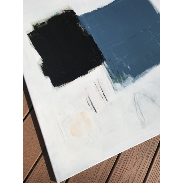 2010s Topple Contemporary Abstract Painting For Sale - Image 5 of 5