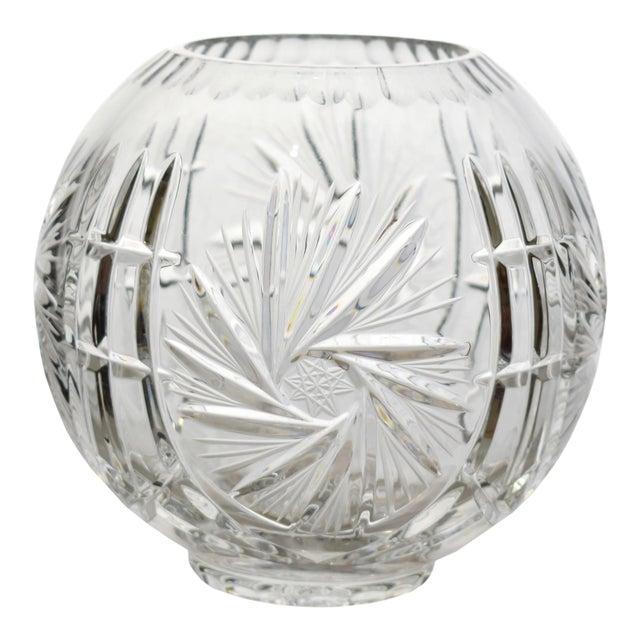 Vintage Kusak Berlin Rose Bowl Vase For Sale