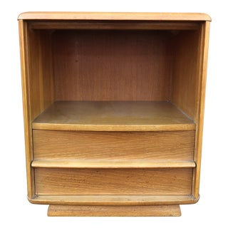 1960s Mid Century Modern Kent Coffey the Arcadia Night Stand For Sale
