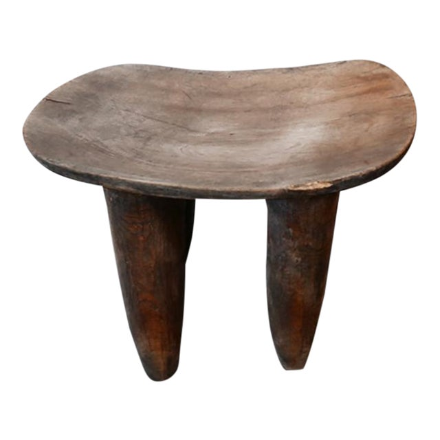 African Senufo Style Stool For Sale