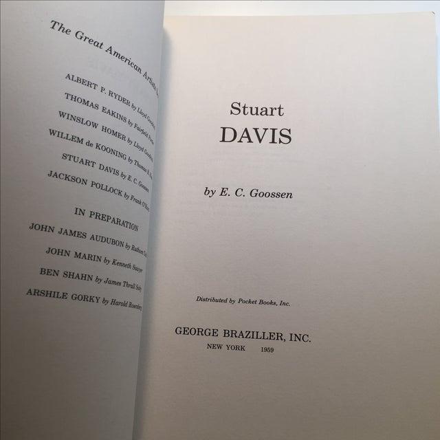 Stuart Davis by E. C. Goossen 1959 - Image 3 of 9