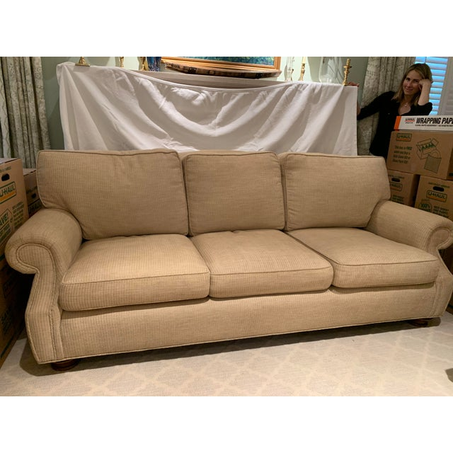 Remarkable Leathercraft Sofa With Rolled Arms Evergreenethics Interior Chair Design Evergreenethicsorg
