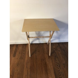 Vintage Shabby Collapsible Folding Table Preview
