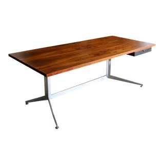 Ward Bennett Rosewood Desk For Sale
