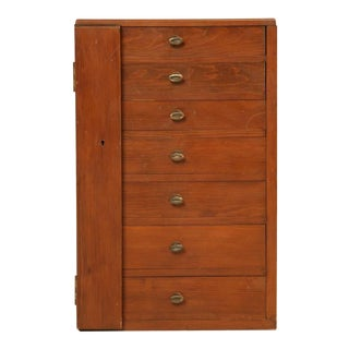 Specimen Cabinet from England For Sale