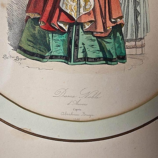 Vintage French Illustration Prints - A Pair - Image 3 of 9
