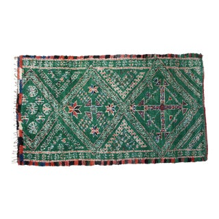 Vintage Moroccan Azilal Rug - 10'9'' x 6'4''