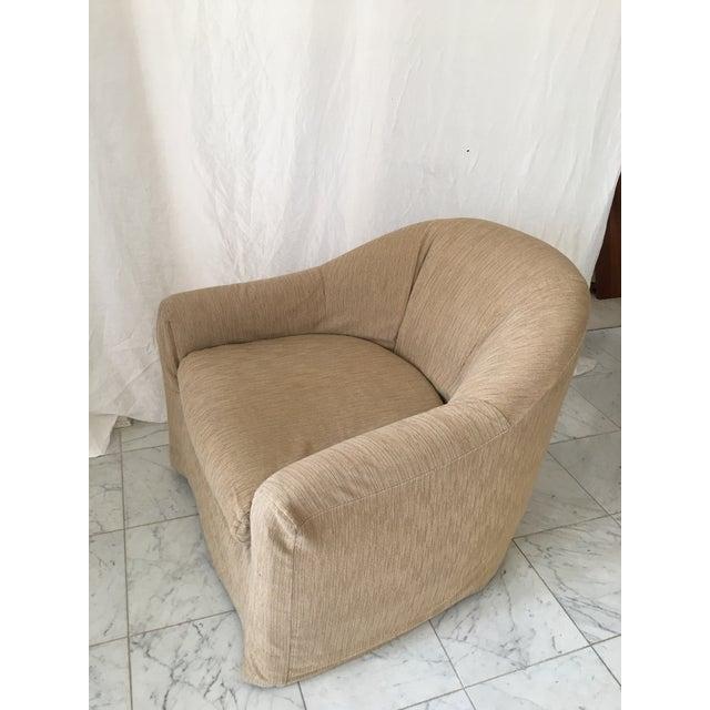 Wondrous Selig Mid Century Modern Swivel Chair Creativecarmelina Interior Chair Design Creativecarmelinacom