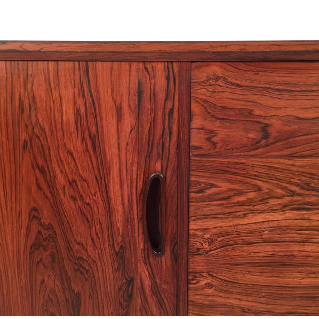 Vintage Danish Rosewood Cabinet - Image 7 of 10