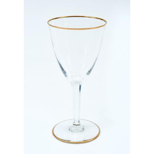 Cristalleries De Baccarat Baccarat Crystal Barware / Tableware Glassware - Set for 8 For Sale - Image 4 of 11