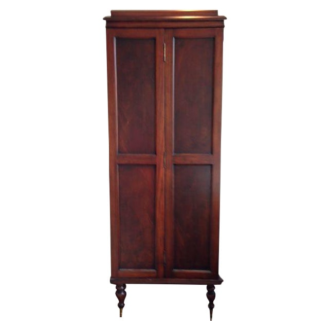 Traditional Etagere Cabinet - Image 1 of 3