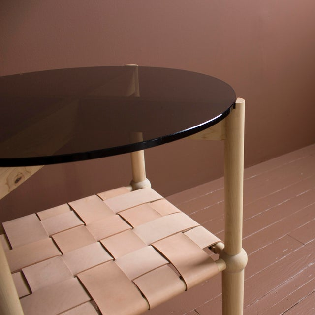 Not Yet Made - Made To Order Mae Side and Accent Table For Sale - Image 5 of 8