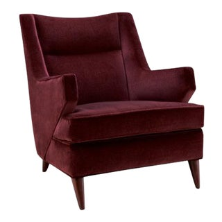 Studio Van den Akker Benjamin Club Chair For Sale