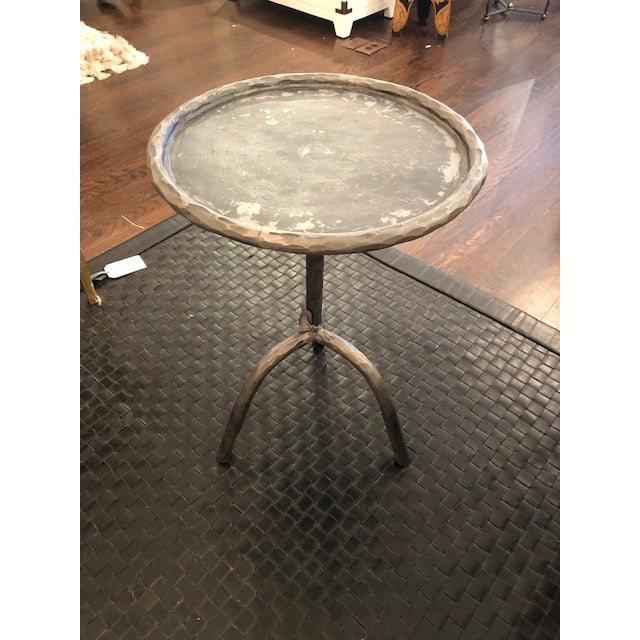 Modern Modern Béziau Side Table For Sale - Image 3 of 5