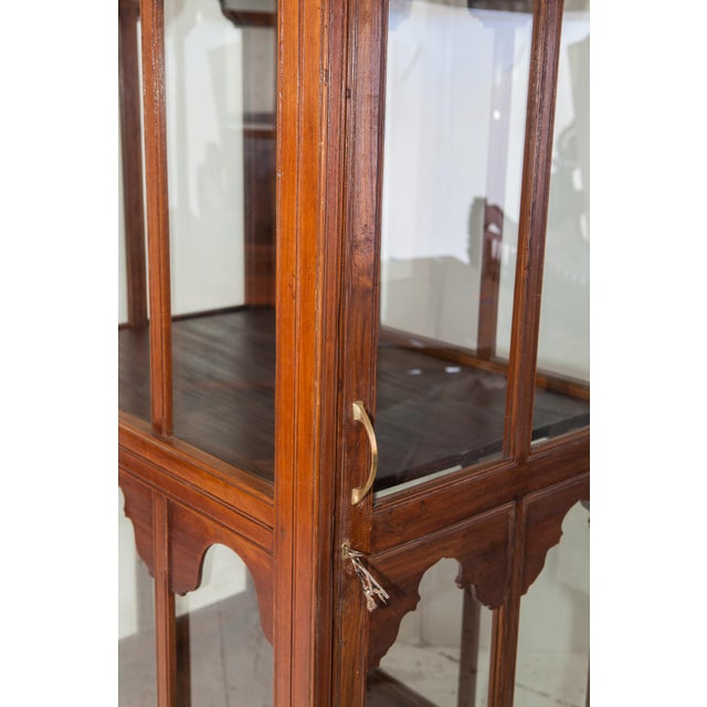 Antique Indian Display Case - Image 6 of 7