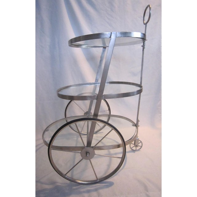 Industrial Tea Cart - Image 2 of 7