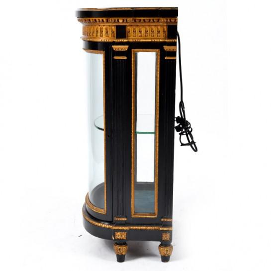 Early 19th Century 19th Century Antique Sweden Gustavian Cabinet For Sale - Image 5 of 13