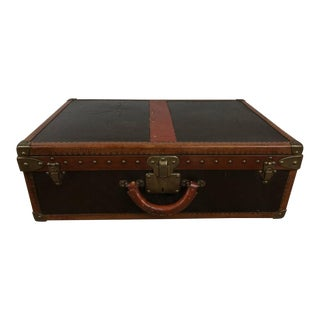 Vintage Louis Vuitton Trunk For Sale